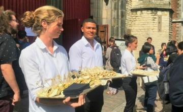 Ober en Serveerster Kelners Ober en Serveerster Evenementen Personeel